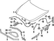 BMW 51-23-7-247-080 | CATCH BRACKET | #12 On Picture