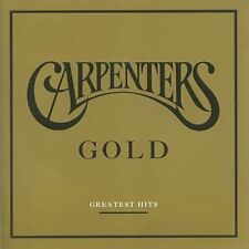 Gold Greatest Hits Carpenters CD 1 Disc 602498706473