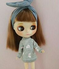 Blythe Doll Outfit rabbit print Gary tee