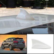 For Kia sorento 2016-2020 ABS white Shark Fin Antenna Aerial roof decor 1pcs