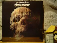 MCCHURCH SOUNDROOM Delusion LP/'71 Switzerland/Krautrock/Jethro Tull/Gravy Train