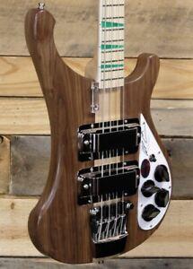 Rickenbacker 4003AC Al Cisneros Signature 4-String Bass w/ Case Special Sale Pri