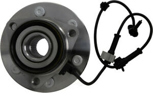 Wheel Bearing and Hub Assembly-AI Hub Front Autopart Intl 1411-43251
