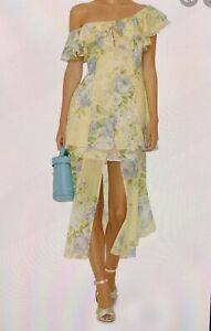 alice mccall flawless butter blossom dress