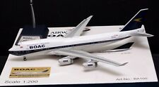 """ SALE "" Inflight 200 British Airways B747-400 G-BYGC in BA100 BOAC Retro color"