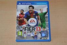 FIFA 13 PSVita Playstation Vita UK Game