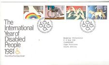 cover topical Scotland Fdc Disabled People with insert medicine