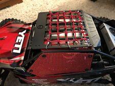 AXIAL YETI XL ROOF NET & WINDOW NETS.. Fits Gear Head GEA 1298..RED