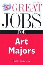 NEW - Great Jobs for Art Majors by Camenson, Blythe