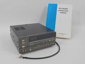 Yaesu FT-757AT Automatic Antenna Tuner for FT-757GXII + Manual (looks good)