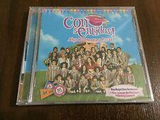 CONSENTIDOS ALGO BUENO VA A PASAR - CD 10 TRACKS - 2010 - NEW SEALED NUEVO