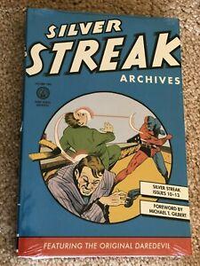 Silver Streak Daredevil Archives Volume 2, SEALED, Dark Horse Comics, hardcover