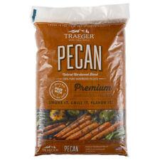 Traeger All Natural Pecan Wood Pellets 20 Lb.