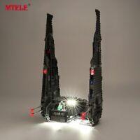 LED Light Up Kit for LEGO 75104 Star Wars Kylo Ren's Command Shuttle Lighting