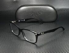 RAY BAN RX5228 2000 Shiny Black Demo Lens 50 mm Unisex Eyeglasses