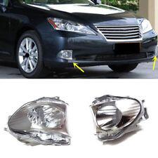 For Lexus ES350 ES240 2010-2012 2PCS Front Fog Lamps replacement no bulbs