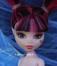 Monster High Draculaura DEAD TIRED Nude Doll