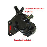 Front Hydraulic Disc Brake Caliper For Dirt Pit Bike Stomp Demon X WPB Orion SSR