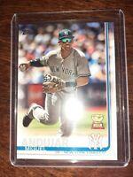 2019 Topps #132 Miguel Andujar New York Yankees Baseball Card