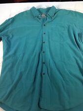 St117 Woolrich Button Down Dress Shirt XL
