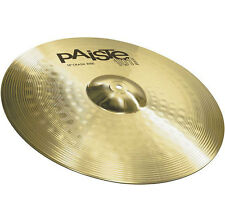 "PAISTE 101 Brass 18"" Crash Ride Becken"
