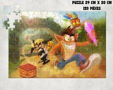 puzzle CRASH BANDICOOT