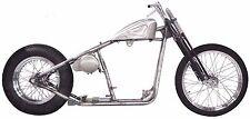 Rigid Hardtail Springer Bobber Chopper Rolling Chassis Frame Harley Kit Roller ~