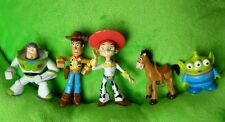 The Toy Story New Figures Set of 5pc Woody Buzz Patato Jessie Alien Donkey