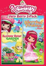 Strawberry Shortcake Very Berry 2-Pack: Bloomin Garden / Berryfest Princess DVD