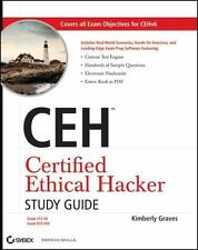 CEH Certified Ethical Hacker Study Guide, Kimberly Graves, Good Book