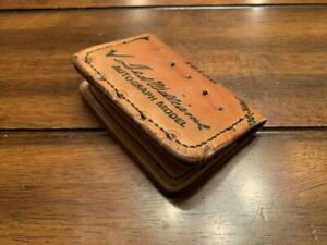 Ted Williams Baseball Glove Wallet!