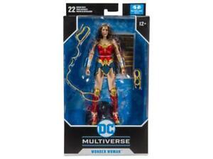 "McFarlane DC Multiverse 1984 Wonder Woman 7"" Action Figure Gal Gadot In Stock"