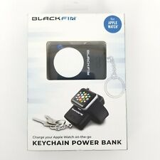 BlackFin Keychain Power Bank for Apple Watch