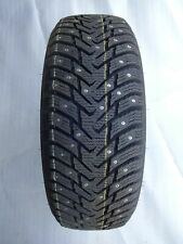 1 Winter Tyre Nokian Hkpl 8 Frt Spikes Run Flat 205/60 R16 92T New S28