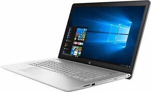 """NEW HP Pavilion 17.3"""" FHD Anti-Glare AMD Quad 3.4GHz 8GB RAM 1TB HDD DVD Writer"""