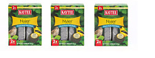 3 Boxes Kaytee Finch Sock Feeder Twin Pack, 26oz, New, Free Shipping