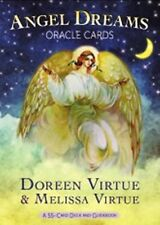 Angel Dreams Oracle Cards by Doreen Virtue NEW & Sealed