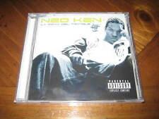 NEO KEN - La Ficha del Tranque CD - Latin Reggaeton Rap Hip Hop - 2006