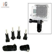3-way Pivot Arm Assembly Extension + 4x thumb knob for GoPro Hero 3/2/1