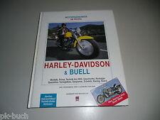 Libro Ilustrado Harley Davidson & Buell Modelos Empresa Tecnología Historia