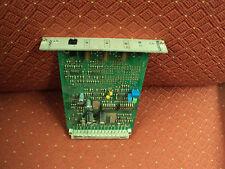 Rexroth VT VSPA1 1 11 Amplifier Card Electronic Circuit Board VTVSPA1111