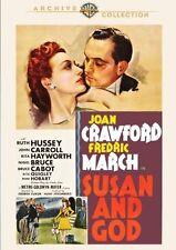 SUSAN & GOD - (B&W) (1940 Joan Crawford) Region Free DVD - Sealed