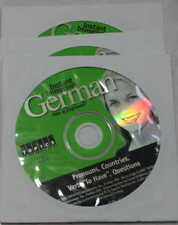 Instant Immersion German, 3 PC CD-ROMs