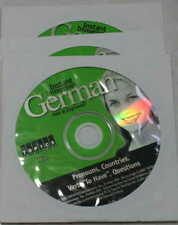 Instant Immersion German, 3 PC CD-ROMs, never used