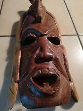 afrikanische maske