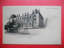 PARAY-LE-MONIAL  :  Habitation des Pères Jésuites......Précurseur.