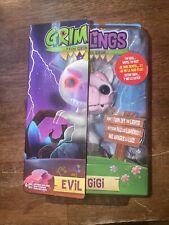 WowWee Grimlings Unicorn Evil GIGI Interactive Animal Toy Fingerlings Brand New