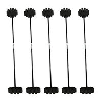 5x Archery Quiver Arrow Rack Holder Display Support for 12 Arrows Protection