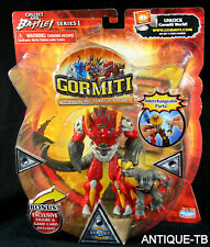 """Gormiti Invincible Lords Of Nature Magmion Figure Series 1 New Large 5"""" 2009"""