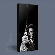 CLINT EASTWOOD DIRTY HARRY COOL CLASSIC ICONIC CANVAS PRINT PICTURE Art Williams